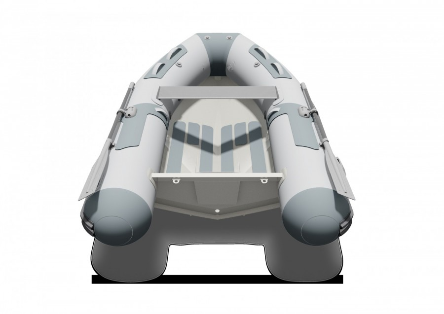 Zodiac Cadet 360 Rib Alu Light new