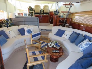 Fairline Squadron 62 à vendre - Photo 5