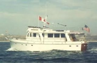achat  Grand Banks Grand Banks 50 ANNONCES YACHTING