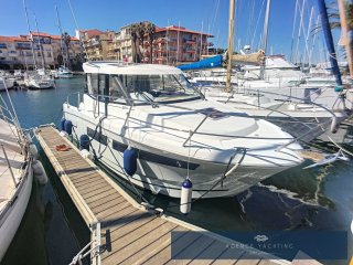 achat  Jeanneau Merry Fisher 855 AGENCE YACHTING MEDITERRANEE