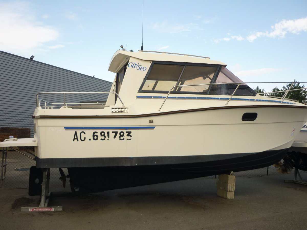 Gibert Marine Gib Sea 74 tweedehands