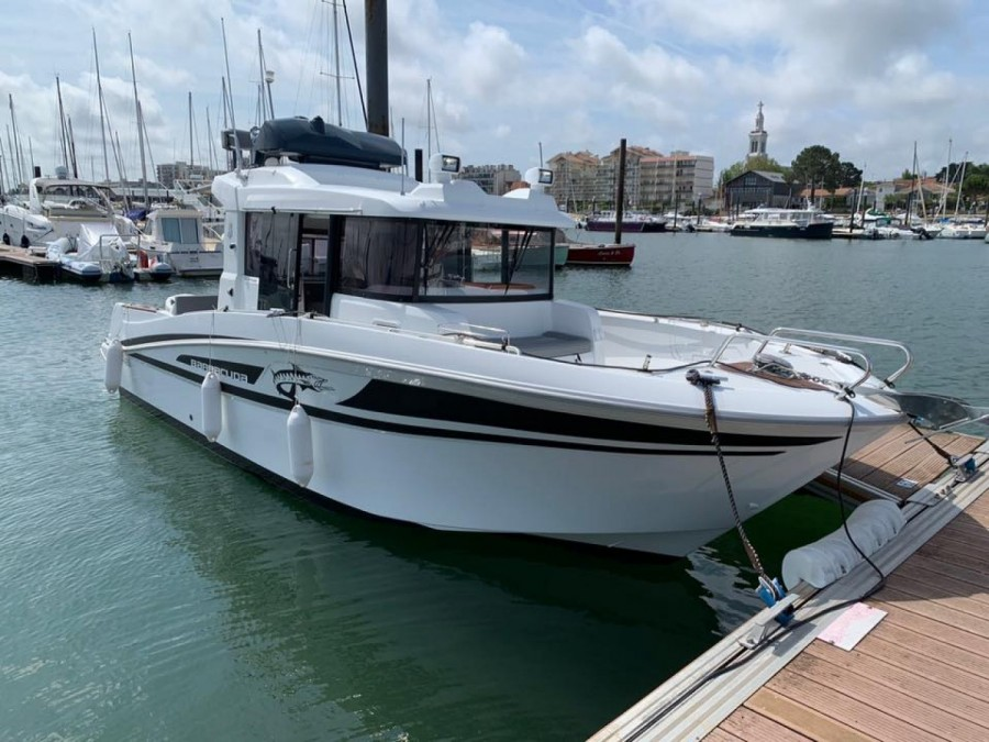 Beneteau Barracuda 9 Fly occasion
