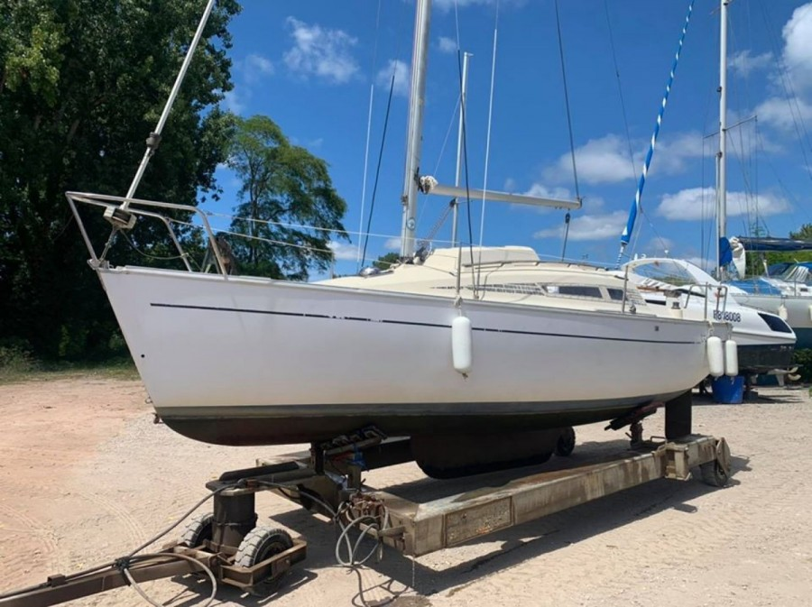 Beneteau First 24 occasion