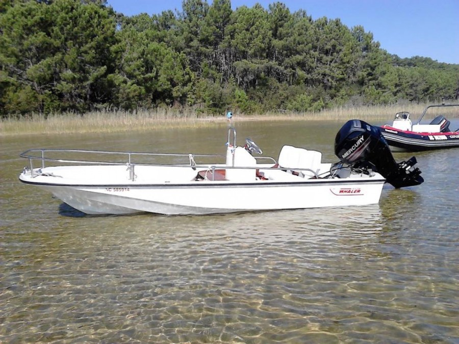 Boston Whaler 15 Super Sport İkinci El