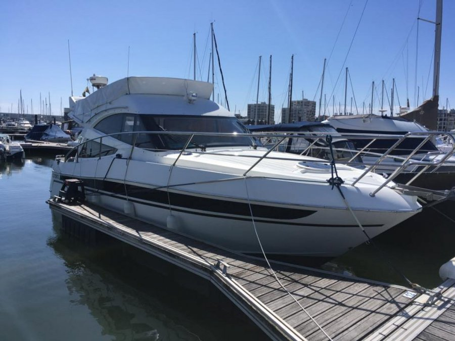 Galeon 340 Fly tweedehands