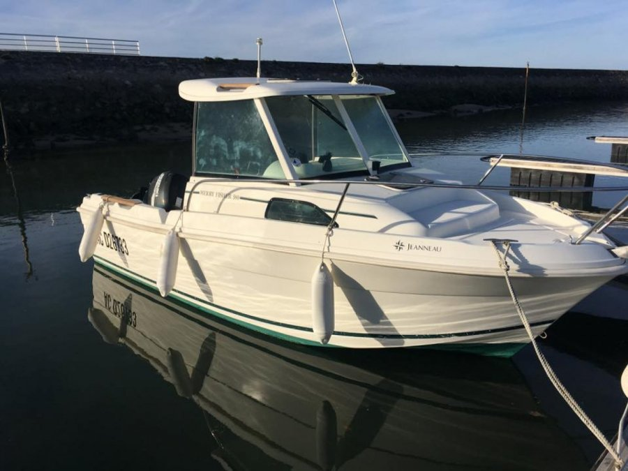 Jeanneau Merry Fisher 580 used
