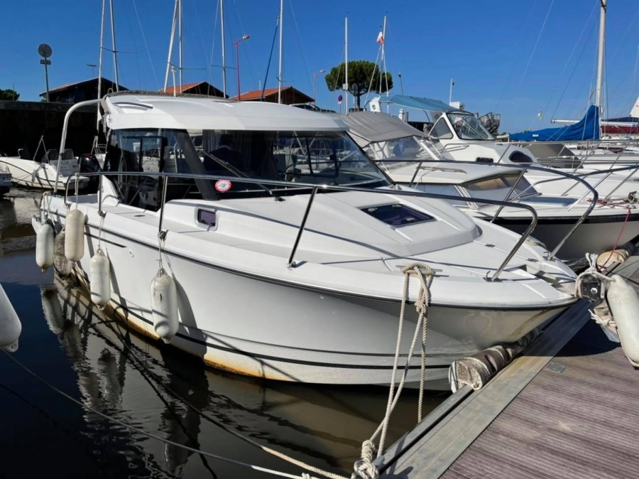 Jeanneau Merry Fisher 795 occasion