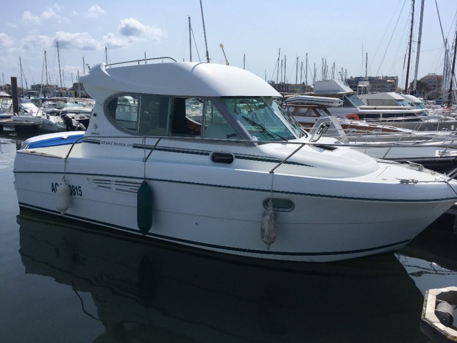Jeanneau Merry Fisher 805 used
