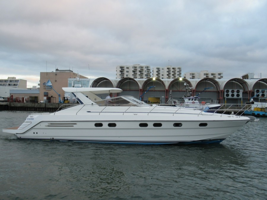 Marine Project Princess 46 Riviera used
