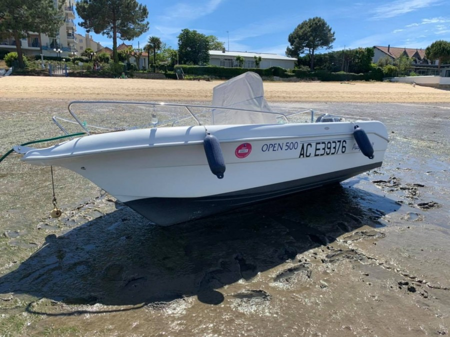 Pacific Craft 500 Open used