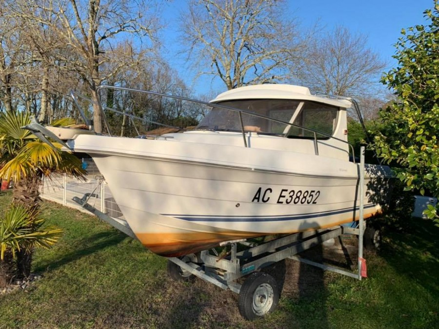 Quicksilver 635 Week-End used