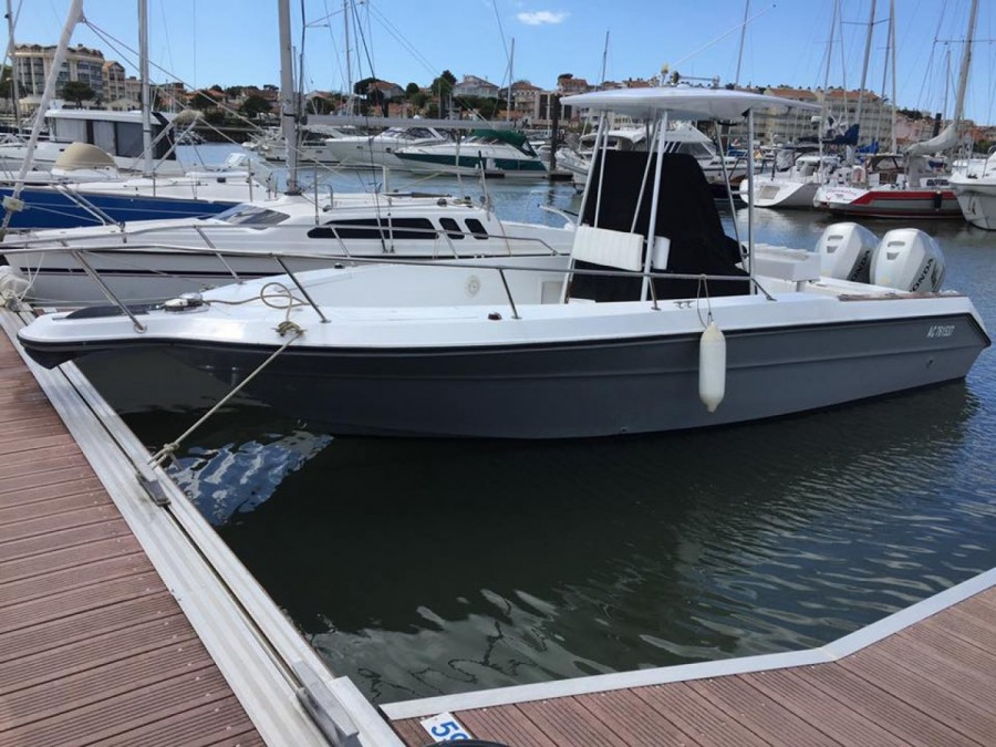 Sea Ray Laguna 23 used