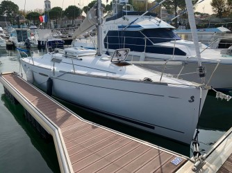 Voilier Beneteau First 25.7 occasion