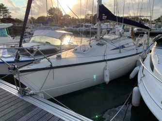 Voilier Beneteau First 25 occasion