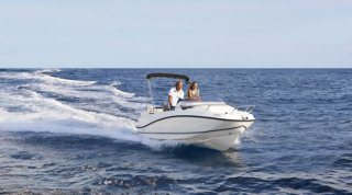 Quicksilver Activ 505 Cabin � vendre - Photo 1