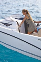 Quicksilver Activ 505 Cabin � vendre - Photo 8