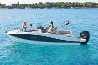 Quicksilver Activ 755 Sundeck � vendre - Photo 1