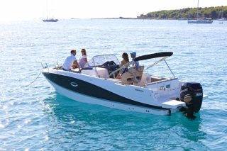 Quicksilver Activ 755 Sundeck � vendre - Photo 4