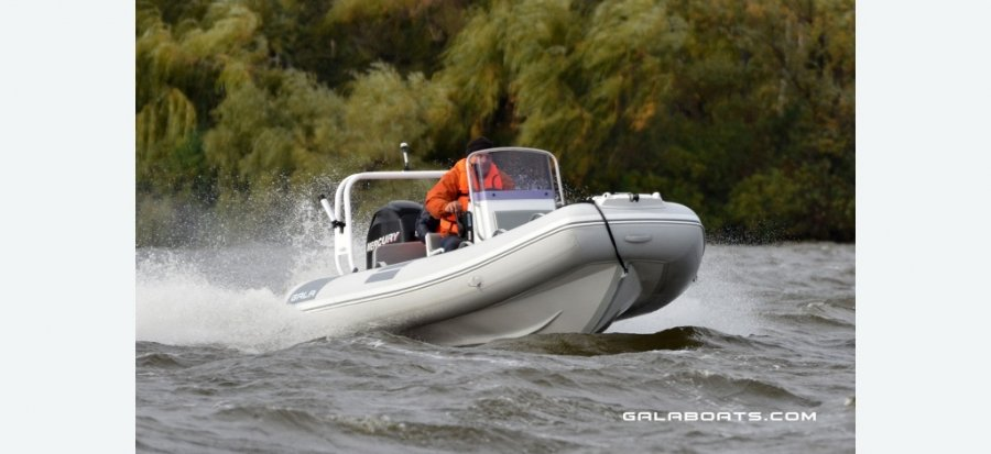 Gala Boats V500 Viking new