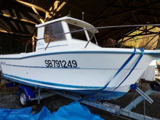 Ocqueteau Espace 610 Fishing Occasion