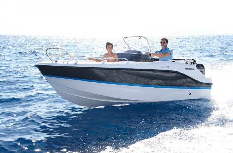 Quicksilver Activ 455 Open new