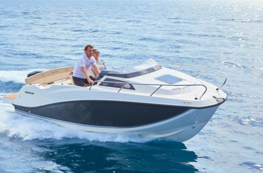 Quicksilver Activ 555 Cabin new