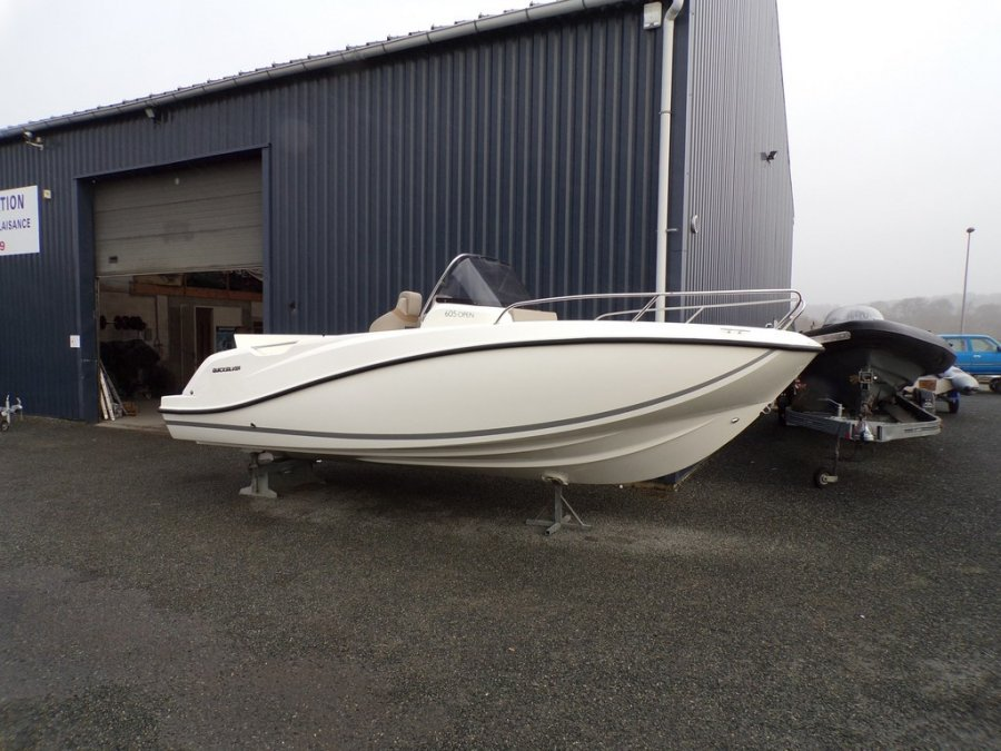 Quicksilver Activ 605 Open Neuf