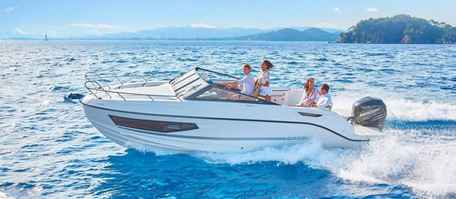 Quicksilver Activ 755 Cruiser neuf