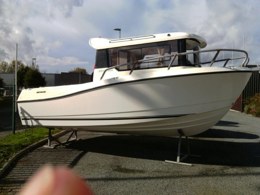 Quicksilver Captur 675 Pilothouse new