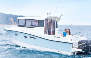 Quicksilver 905 Pilothouse Neuf