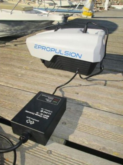 ePropulsion CHARGEUR PANNEAU SOLAIRE  nuovo
