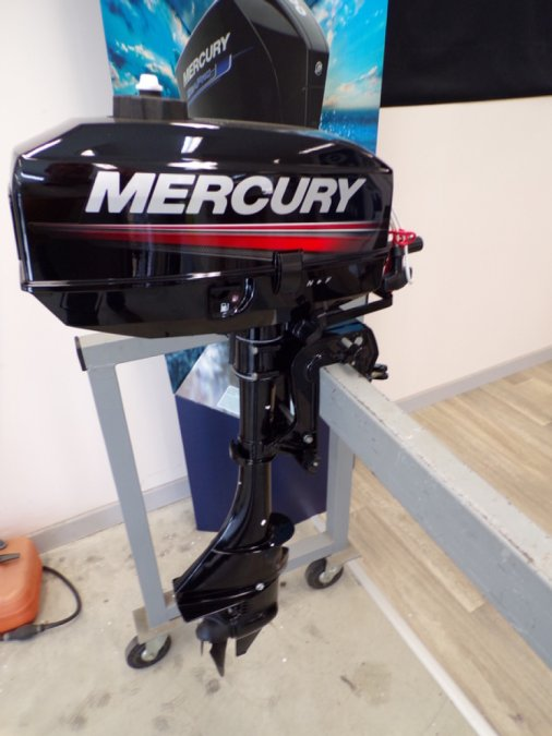 Mercury 3.3 cv 2 temps  new