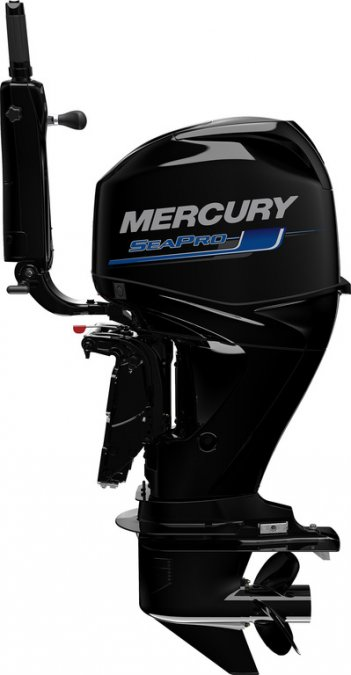 Mercury 60 CV SEAPRO  new