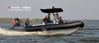 achat pneumatique Gala Boats V650 Luxe