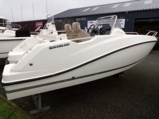 Quicksilver Activ 555 Open � vendre - Photo 3