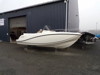 Quicksilver Activ 605 Open � vendre - Photo 1