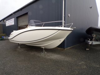 Quicksilver Activ 605 Open � vendre - Photo 5