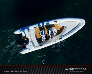 Technohull Sea Drug 688 � vendre - Photo 2