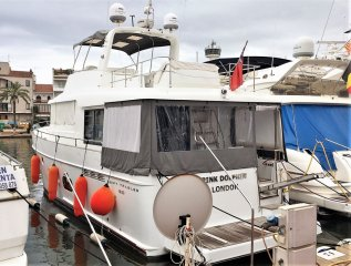 Beneteau Swift Trawler 50 à vendre - Photo 1