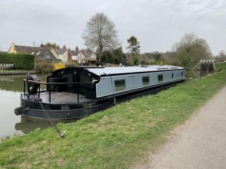 Collingwood 60 Widebeam used for sale