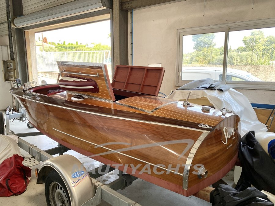 Chris Craft 16 Boat Race Special occasion