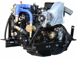 Shire NEW 15 Keel Cooled 15hp Marine Diesel Engine. new for sale