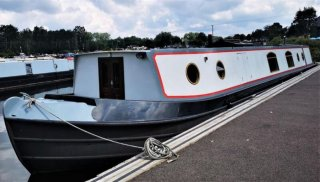 Blue Water Bluewater 60 Widebeam used for sale