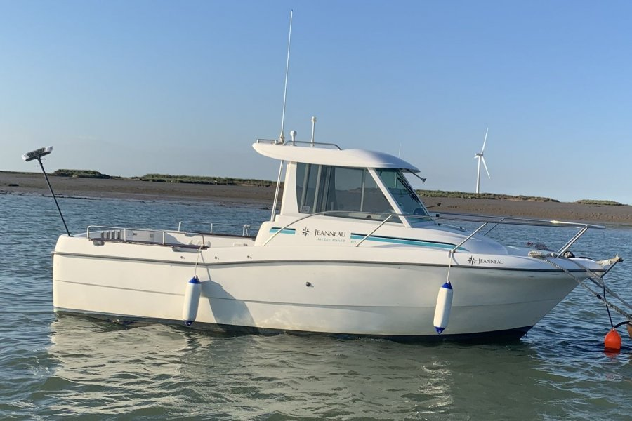Jeanneau Merry Fisher 635 for sale by