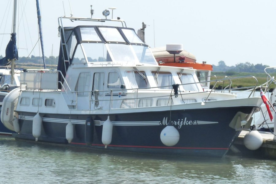 Pedro Boat 36 for sale by
