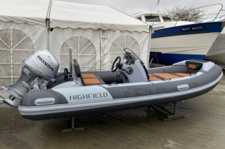 Highfield Club 420 new for sale
