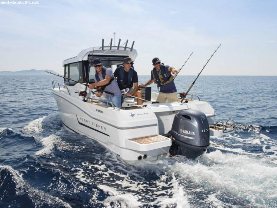Jeanneau Merry Fisher 695 Marlin Serie 2