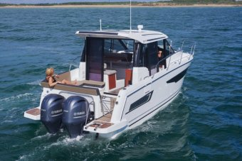 Jeanneau Merry Fisher 895 Offshore � vendre - Photo 7