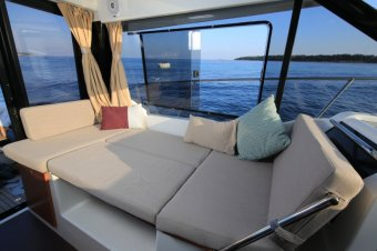 Jeanneau Merry Fisher 895 Offshore � vendre - Photo 8