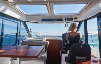 Jeanneau Merry Fisher 895 Offshore � vendre - Photo 19
